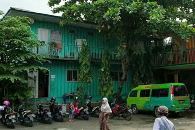 Sekolah Master, Jalan Arif Rahman Hakim, Depok, Kamis (3/5/2019).