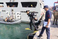 Prajurit KRI Hasanuddin Gelar Latihan Penyelaman Bersama Coast Guard Turki