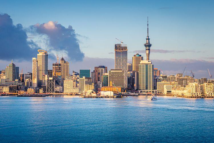 Auckland New Zealand jadi kota layak huni di dunia tahun 2021