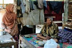 Trauma Jadi Korban Gempa 2006, Mbah Muhyi Pilih Tinggal di Gubuk Reyot