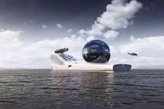 Lebih Panjang dari Titanic, Kapal Superyacht 300 Menggabungkan Teknologi Robotika dan AI