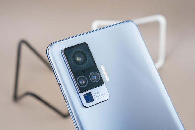 Teknologi peredam goyangan berbasis gimbal di kamera ponsel X50 Pro adalah salah satu contoh inovasi terbaru dari Vivo