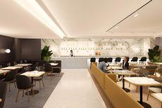 Qantas Bangun First Lounge Terbaru di Bandara Changi Singapura