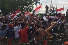 Massa Pro-Ahok Bertahan, Polisi Undang Perwakilan Masuk Rutan Cipinang