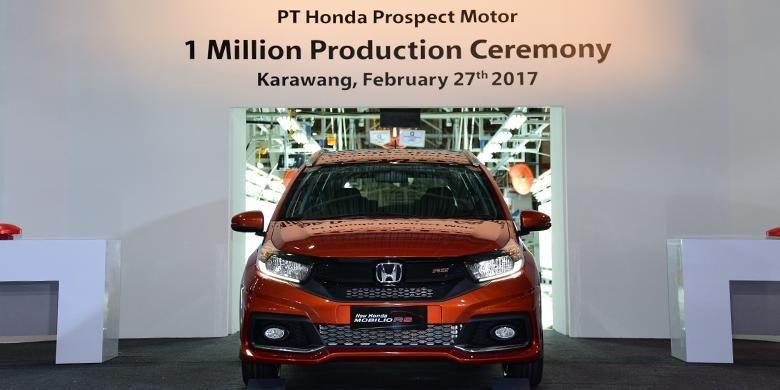 Honda Mobilio 1 Juta Unit
