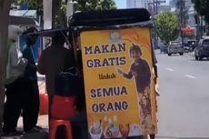 Viral Video Keluarga di Surabaya Berbagi 100 Porsi Makanan Gratis Hampir Setiap Hari