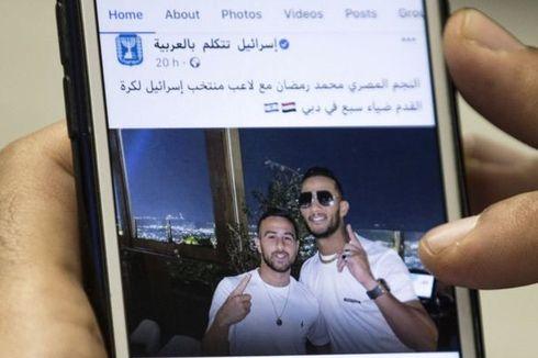 Berfoto dengan Selebritas Israel, Penyanyi Mesir Mohamed Ramadan Hadapi Tuntutan Hukum