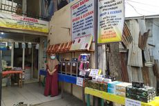 Penjualan Kurma Sepi, Toko Oleh-oleh Haji Menyambi Jual Masker