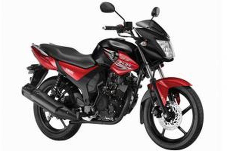 Yamaha SZ-RR Blue Core dijual murah untuk pria menikah 24-35 tahun di India.