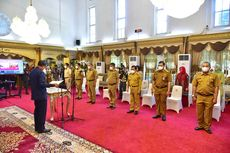 Gubernur Sulsel Tunjuk 7 Pjs Gantikan Bupati yang Cuti Kampanye, Ini Rinciannya...