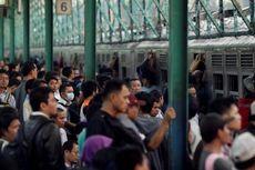 HUT Ke-70 RI, KRL Commuter Line Gratis pada Pukul 08.00-17.00