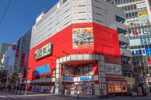 Pusat Permainan Arcade Sega di Tokyo Ditutup