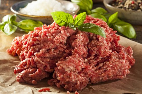 Cara Mengetahui Daging Sapi Giling Tidak Layak Konsumsi