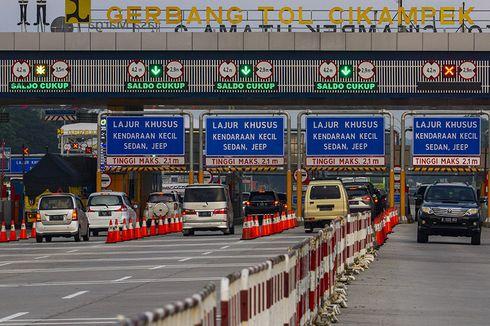 Jasa Marga Prediksi 546.436 Kendaraan Tinggalkan Jakarta Hari Ini