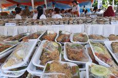11.000 Sajian Bandeng Presto di Surabaya Memecahkan Rekor Muri