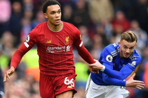 James Maddison Anggap Enteng Laga Leicester Vs Liverpool