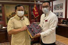 Ridwan Kamil Temui Prabowo, Minta Izin Berkomunikasi Langsung Tanpa Banyak