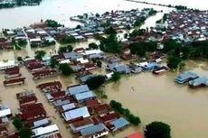 Setelah Diterjang Banjir Bandang, Akses Komunikasi Luwu Utara Terputus