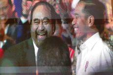 Bicara soal Insiden Mega-Paloh, Jokowi Tegaskan Koalisinya Rukun
