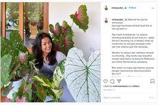 Masih Dinyatakan Positif Covid-19, Nirina Zubir Cerita soal Imunitas hingga Ungkap Kekecewaan