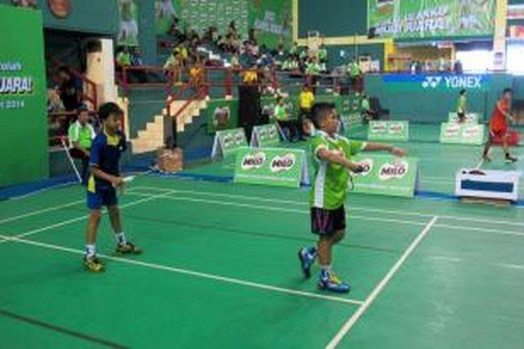 MILO School Competition Surabaya 2014