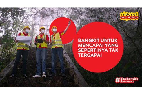 Tularkan Semangat di Tengah Pandemi, Indosat Ooredoo Luncurkan Kampanye #BisaBangkitBersama