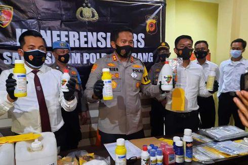 Polres Subang Tangkap Pelaku Pemalsuan Pestisida