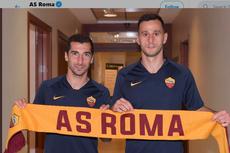 Bela AS Roma, Mkhitaryan Siap Main di Segala Posisi