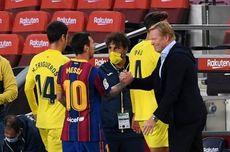 Ferencvaros Vs Barcelona, Alasan Keputusan Final Koeman Tak Bawa Messi