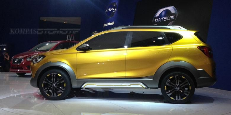 Datsun Go-Cross Concept.