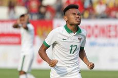 Saddil Ramdani Cetak Gol dan Bawa Timnya Menang pada Piala Malaysia