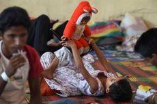 Kamp Pengungsi Rohingya Aman dari Penyakit Menular
