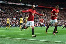 Mata Berharap Lukaku Bisa Lanjutkan Ketajaman di Man United