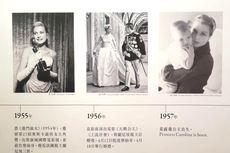 BERITA FOTO: Melihat Barang Pribadi Grace Kelly di Makau, dari Gaun Pengantin hingga Tas Hermes