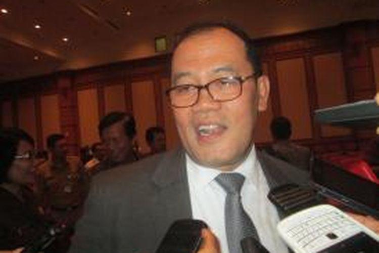 Deputi Gubernur Bank Indonesia, Hendar