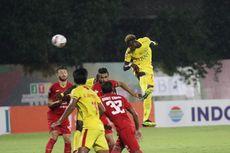Bhayangkara FC Vs Persija, Duel Tim Ibu Kota Berakhir Tanpa Pemenang