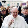 Paus Fransiskus secara Gamblang Dukung Serikat Sipil untuk LGBT