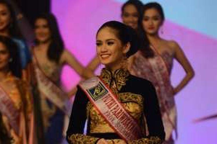 Lois Merry Tangel Putri Pariwisata Indonesia 2016 Halaman