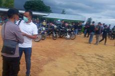 Pertemuan Komunitas 800 Pengendara RX King di Tanah Datar Sumbar Dibubarkan Aparat