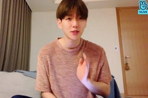 Baekhyun EXO Dibuntuti 2 Sasaeng: Tolong Jaga Privasi Saya