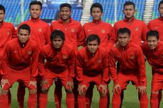 Susunan Pemain Timnas Indonesia U-19 Vs Australia U-19