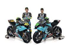 Petronas Yamaha Minta Rossi Jangan Terlalu Banyak Pikirkan Hal Kecil