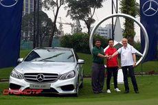 Turnamen Golf antar Pemilik Mercedes-Benz