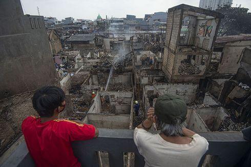 Fakta Ledakan Kompor yang Sebabkan Musibah Kebakaran 3 RT di Tambora