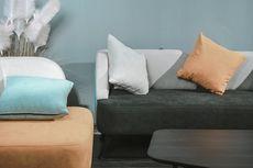 Cara Membersihkan Aneka Noda di Sarung Bantal Sofa Berbahan Kanvas