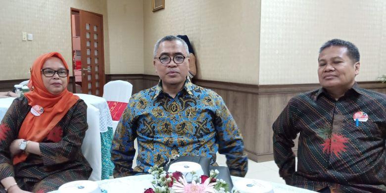 Universitas Terbuka (UT) menggelar konferensi internasonal Open Society Conference (OCS) 2019 yang digagas Fakultas Hukum, Ilmu Sosial, dan Ilmu Politik Universitas Terbuka (FHISIP-UT) dan mengangkat tema Demokrasi dan Akuntabilitas Publik di Era Digital di Tangerang Selatan (31/10/2019).