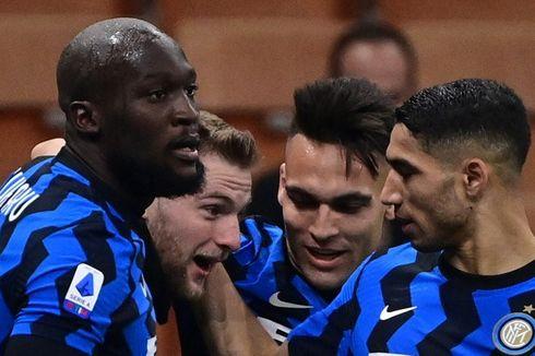 Hasil dan Klasemen Liga Italia - Inter Milan Semakin Nyaman di Puncak