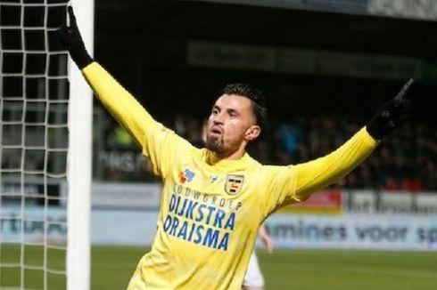 Aksi Tim Krul Bikin Stefano Lilipaly Gagal Cicipi Final Piala Belanda
