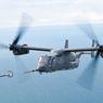 Mengenal Osprey, Pesawat dengan Kemampuan Mendarat Helikopter