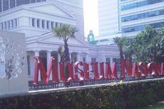 Polisi Olah TKP, Museum Nasional Tetap Dibuka
